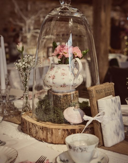 Tithe Barn Wedding Showcase
